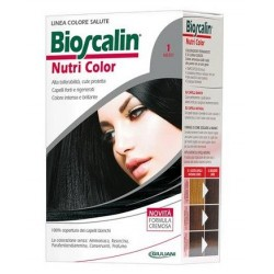 Bioscalin Nutri Color 1 NERO colorazione permanente pelle sensibile