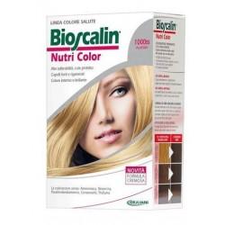Bioscalin Nutri Color 1000s PLATINO colorazione permanente pelle sensibile