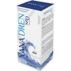 Xanadren MD Ananas - Dispositivo medico ad azione drenante 300 ml