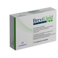 BreviLipid Plus integratore per il colesterolo 30 compresse rivestite