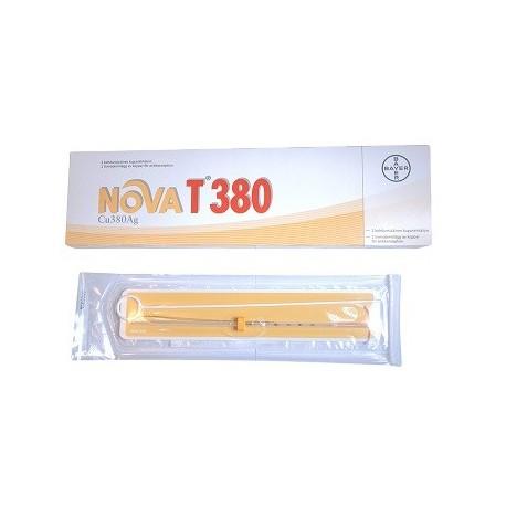 Nova T 380 dispositivo intrauterino contraccettivo con