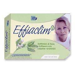 Effiaclim integratore per menopausa e climaterio 30 compresse