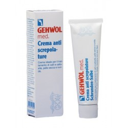 Gehwol crema anti screpolature per calli e pelle secca 75 ml