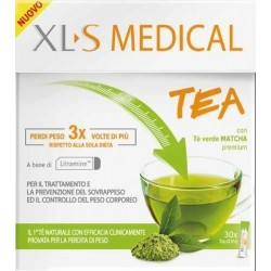 XLS Medical Tea 30 Stick - Integratore per la Perdita di Peso