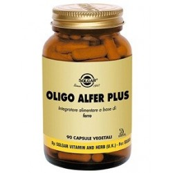 Oligo Alfer Plus 90 Capsule Vegetali