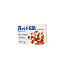 Aristeia Arifer Plus integratore a base di ferro per gravidanza 30 capsule