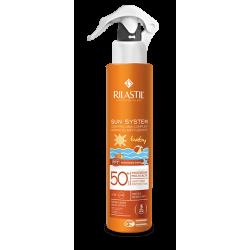 Rilastil Sun System Baby Spray Protezione Solare SPF 50+ - 200 ml