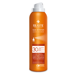 Rilastil Sun System Dry Touch SPF30 - Spray Ultraleggero Tocco Asciutto 200ml