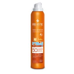 Rilastil Sun System Baby Transparent Spray Protezione Solare SPF 50+ - 200 ml