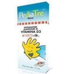 Pediatre Vitamina D 7ml