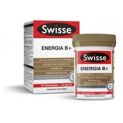 Swisse Energia B+ Integratore Energetico di Vitamine del Gruppo B 50 Compresse