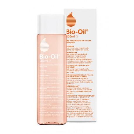 Bio Oil Olio Dermatologico per Smagliature e Cicatrici 200ML