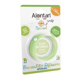 Alontan Natural Braccialetto diffusore antizanzare