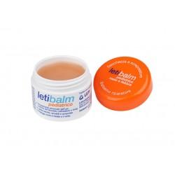 LetiBalm Pediatrico Balsamo Riparatore Naso e Labbra per Bambini 10 ml