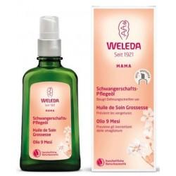 Weleda Olio 9 Mesi prevenzione delle smagliature in gravidanza 100 ml
