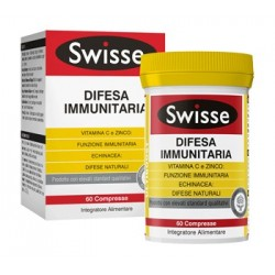 Swisse Difesa Immunitaria 60 Compresse - Integratore per il Sistema Immunitario