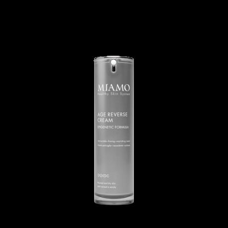Miamo Age Reverse Cream - Crema Rassodante Antirughe Intensiva ad Azione Epigenetica 40ml