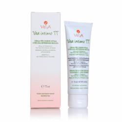 Vea Intimo TT - Crema per Igiene Intima Detersione Delicata con Vitamina E 75ml