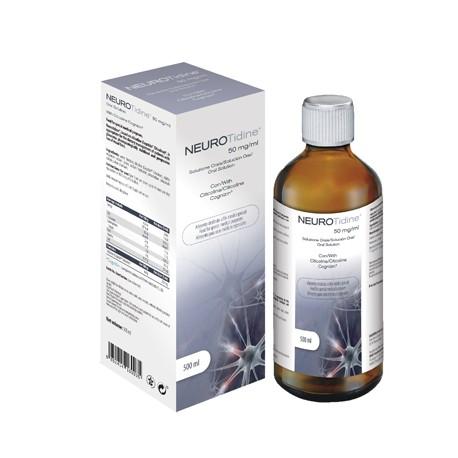 NEUROTidine 50 mg/ml Soluzione Orale - Trattamento per il Glaucoma