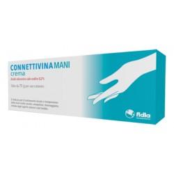 Connettivina Mani Crema per la Mani con Acido Ialuronico 75gr