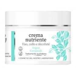 ESSENZIA Crema Viso Nutriente con Argan e Ceramidi 30ml