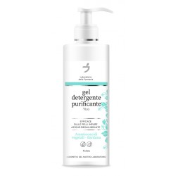 ESSENZIA Gel Detergente Purificante per il Viso 150ml