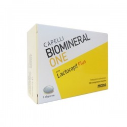BioMineral One 30 Compresse - Integratore per Capelli Sani