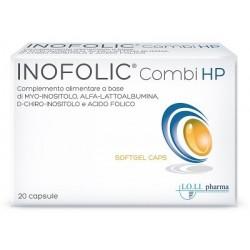 Inofolic Combi HP integratore per ovaio policistico 20 capsule