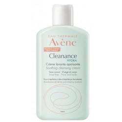 Avène Cleanance Hydra Crema Detergente Lenitiva Viso e Corpo 200ml