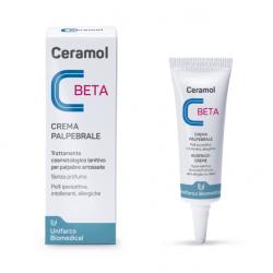 Ceramol Beta Crema Palpebrale 10ml - Lenitiva per palpebre arrossate