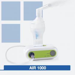 Colpharma Air 1000 - Aerosol Compatto ad Aria Compressa con Presa USB