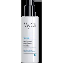 MyCli Tensoil Detergente Struccante Delicato per Viso e Occhi 200ml