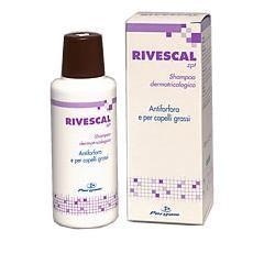 Rivescal ZPT shampoo antiforfora per capelli grassi 125 ml