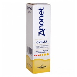 Anonet Crema Detergente Intima Lenitiva 50ml