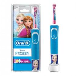 Oral B Kids - Spazzolino elettrico ricaricabile per bambina