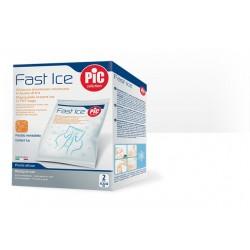 PIC Fast Ice ghiaccio istantaneo monouso per terapia del freddo 2 pezzi