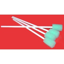 Bastoncino per la pulizia del cavo orale 5 pezzi