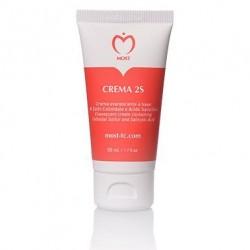 Most crema evanescente 2S con zolfo e acido salicilico per acne e dermatite 50 ml