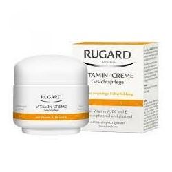 Rugard crema vitaminica antirughe per la cura del viso 50 ml