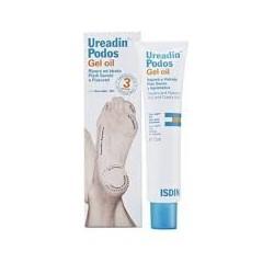 Ureadin Podos Gel oil idratante riparatore per piedi secchi e screpolati 75 ml