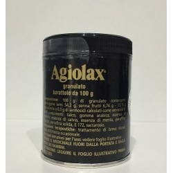 Agiolax Os Grat Bar 250g