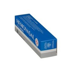 Hemovasal 1% crema 30 g