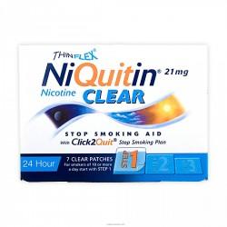 Niquitin 21 mg 7 cerotti transdermici 24 ore