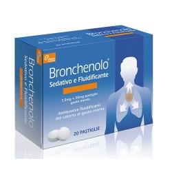 Bronchenolo Sedativo Fluidificante 20 pastiglie