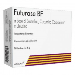 Futurase BF integratore antinfiammatorio drenante 10 bustine