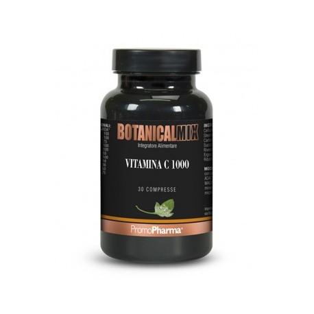 Botanical Mix Vitamina C 1000 integratore per difese immunitarie 30 compresse