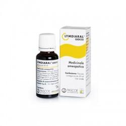 Lymdiaral gocce 50 ml farmaco omeopatico drenante per il fegato