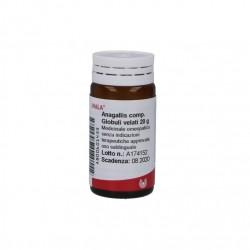 Anagallis Compositum globuli 20 g farmaco omeopatico per il fegato