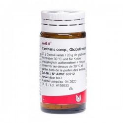 Cantharis Compositum globuli 20 g farmaco omeopatico per vie urinarie