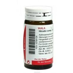 Hirudo Compositum globuli 20 g farmaco omeopatico per le emorroidi